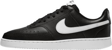 Nike Court Vision Low - Black