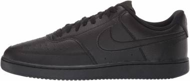 Nike Court Vision Low - Black / Black / Black (CD5463002)