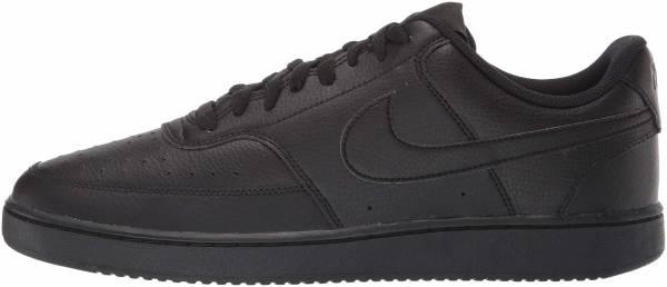 Nike Court Vision Low - Black (CD5463002)
