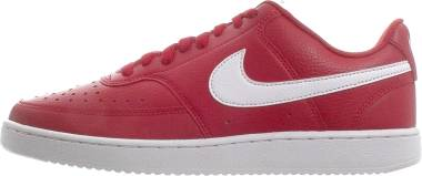 Nike Court Vision Low - Red