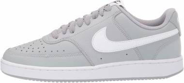 Nike Court Vision Low - Grey