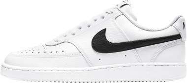 Nike Court Vision Low - White / Black