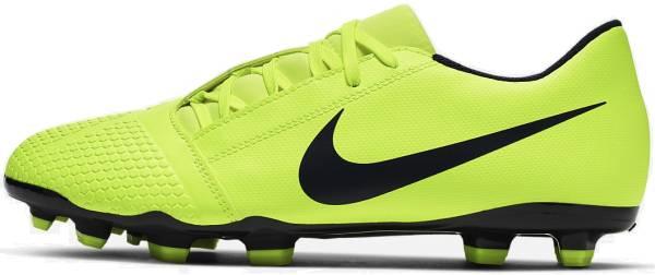 Nike PhantomVNM Club Firm Ground - Yellow Volt Obsidian Volt 717 (AO0577717)