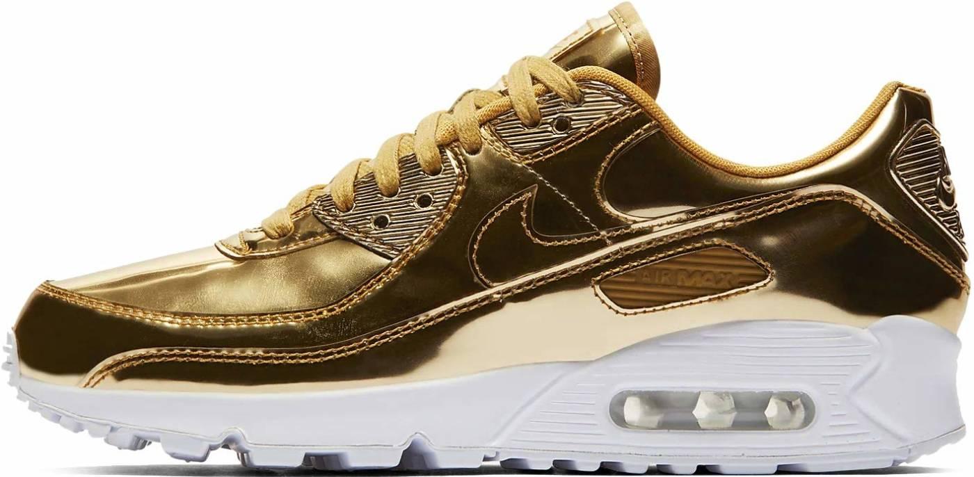 air max 90 gold uomo