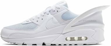 Nike Air Max 90 FlyEase - White/White-white (CU0814102)