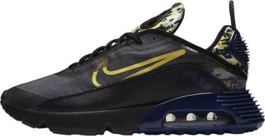 Nike Air Max 2090 - Black Tour Yellow Binary Blue (DB6521001)