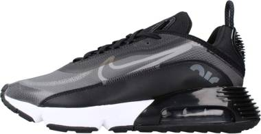 Nike Air Max 2090 - Black White Wolf Grey Anthracite Reflect Silver (CW7306001)