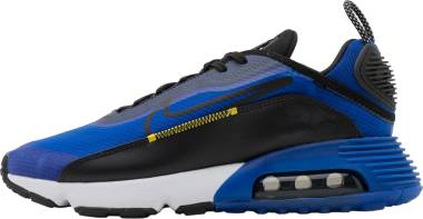 Nike Air Max 2090 - Hyper Blue Black White Tour Yellow (CV8835400)
