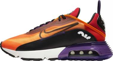 Nike Air Max 2090 - Magma Orange Arancione Eggplant Habanero Red Nero (BV9977800)