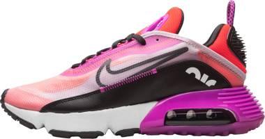 Nike Air Max 2090 - Iced Lilac/Fire Pink/Flash Crimson/Black (CK2612500)