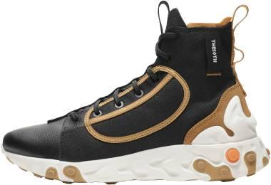 Nike React Ianga - Black/White-wheat-phantom (AV5555001)