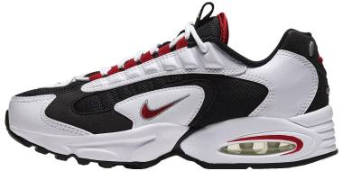 Nike Air Max Triax 96 - White / University Red - Black - Silver (CQ4250100)