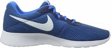 Nike Tanjun SE - Blue Midnight Navy Photo Blue White