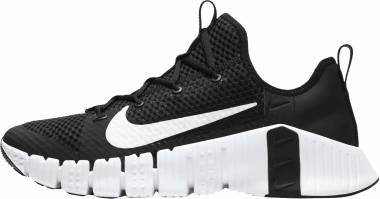 Nike Free Metcon 3 - Black White (CJ0861010)