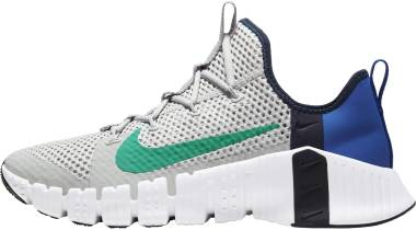 Nike Free Metcon 3 - Grey Fog/Neptune Green-game Royal (CJ0861043)