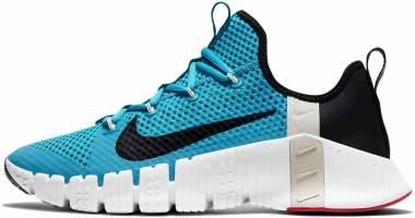 Nike Free Metcon 3 - Lt Blue Fury Black W (CJ0861410)