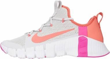 Nike Free Metcon 3 - Vast Grey/Magic Ember-white-fire Pink (CJ6314068)