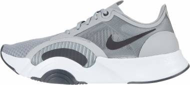 Nike SuperRep Go - Particle Grey Dk Smoke Grey Lt Base Grey (CJ0773011)