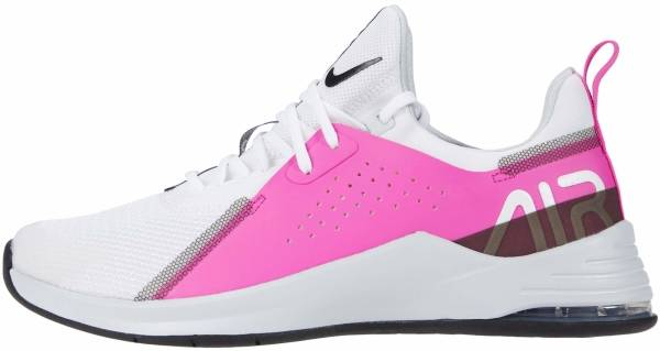 Nike Air Max Bella TR 3 - White Black Fire Pink Pure Platinum (CJ0842100)