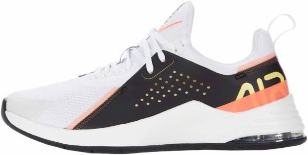 Nike Air Max Bella TR 3 - White Lt Zitron Black Brt Mango Summit White (CJ0842107)