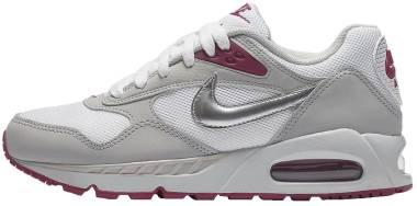 Nike Air Max Correlate - White Strata Grey Sport Fuchsia Metallic Silver (511417102)