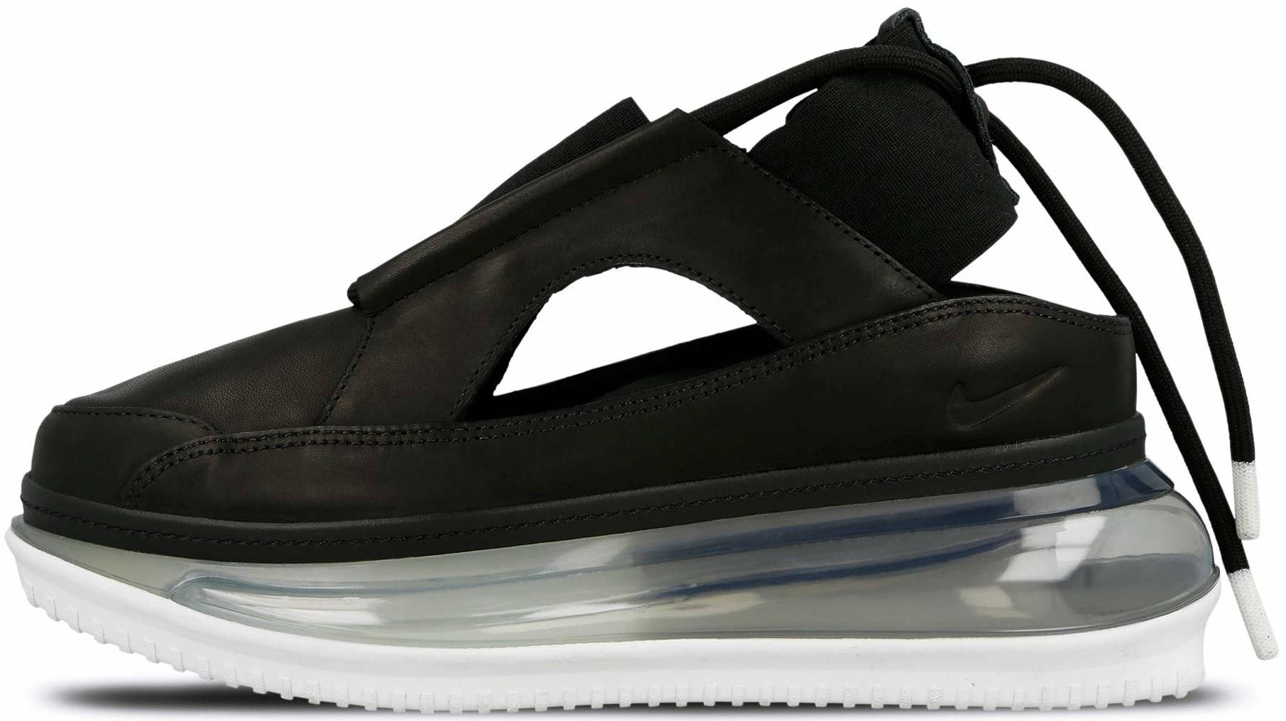 bosque Atrevimiento llevar a cabo  Nike Air Max FF 720 sneakers in black (only $160) | RunRepeat