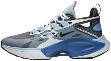 Nike Signal D/MS/X - Dark Grey White Ocean 001 (AT5303001)