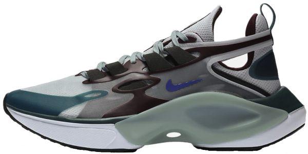Nike Signal D/MS/X - Pure Platinum Rush Violet 003 (AT5303003)