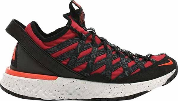 Nike ACG React Terra Gobe - Noble Red Habanero Red Court Purple (BV6344601)