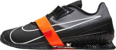 Nike Romaleos 4 - Anthracite Total Orange Black White (CD3463018)