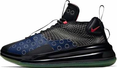 Nike Air Max 720 Waves - Blue Void / Red Orbit-black (BQ4430400)