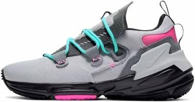 Nike Zoom Moc - Grey Fog/Grey Fog-pink Blast (AT8695002)