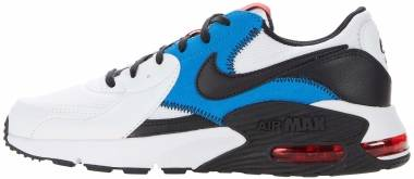Nike Air Max Excee - White/Black-university Red-lt Photo Blue (CD4165108)