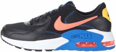 Nike Air Max Excee - Black / Flash Crimson / White / Game Royal (CD4165008)