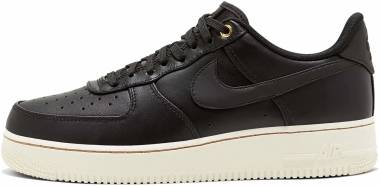 Nike Air Force 1 Premium - Black/Vachetta Tan-sail-metallic Gold (CU6675001)