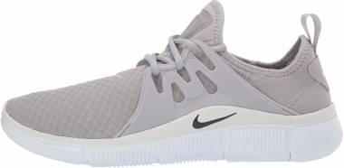 Nike Acalme - Atmosphere Grey/Black - Platinum Tint (AQ2224002)