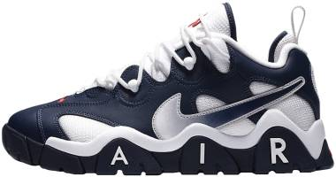 Nike Air Barrage Low - Midnight Navy Midnight Navy White Univ Red Vast Grey (CN0060400)
