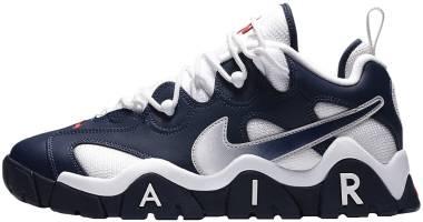 Nike Air Barrage Low - Midnight Navy Midnight Navy White Univ Red Vast Grey (CN0060400)