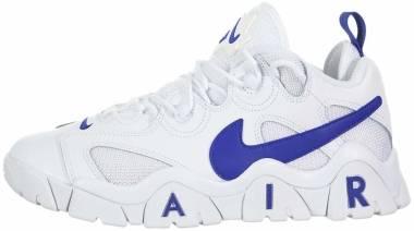 Nike Air Barrage Low - White Hyper Blue (CD7510100)