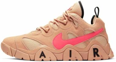 Nike Air Barrage Low - Vachetta Tan Laser Crimson White Onyx (CT2290200)