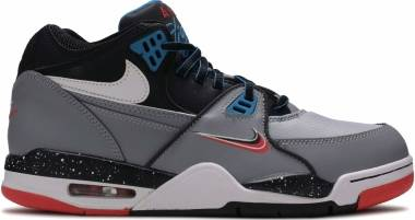 Nike Air Flight 89 - Cement Grey/White-black-ember Glow (CT1622001)