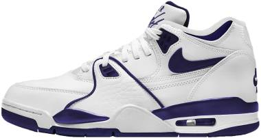 Nike Air Flight 89 - White/Court Purple (CN0050101)