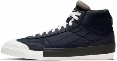 Nike Drop-Type Mid - Dark Obsidian/Black-summit White (BQ5190400)