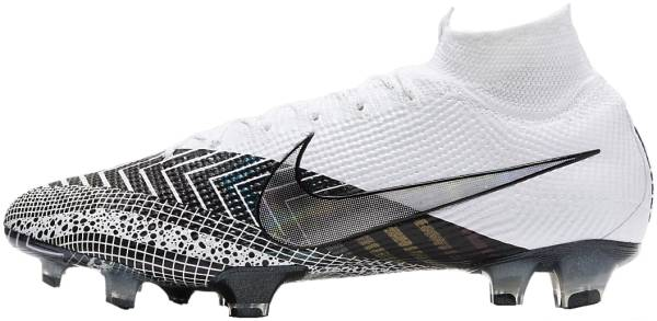 Nike Mercurial Superfly 7 Elite Mds Firm Ground - White (BQ5469110)