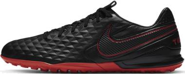 Nike Tiempo Legend 8 Pro Turf - Schwarz (AT6136060)