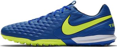 Nike Tiempo Legend 8 Pro Turf - Blue (AT6136474)