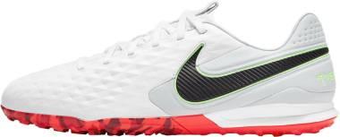 Nike Tiempo Legend 8 Pro Turf - White (AT6136106)