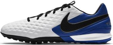 Nike Tiempo Legend 8 Pro Turf - White (AT6136104)