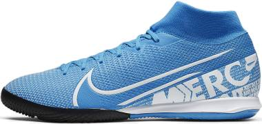 Nike Mercurial Superfly 7 Academy Indoor - Multicolore Blue Hero White Obsidian 414 (AT7975414)