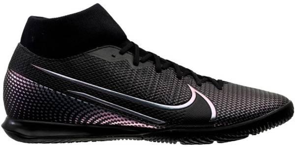Nike Mercurial Superfly 7 Academy Indoor - Black